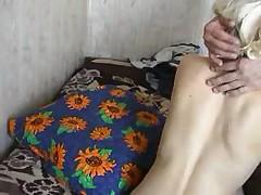 Русский папик и девочка