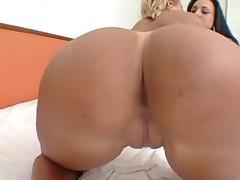 Горячие бразильская секс тройка