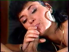 Retro francuzskoe porno s volosatymi kiskami