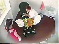 Скрытая камера в кабинете гинеколога