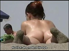 Nudistskij pljazh. Chast' 03