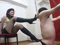 Японская госпожа
