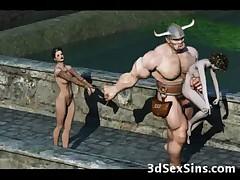 Аниме Секс